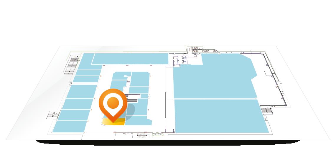 Siamo presenti nell'area 13 del Centro Commerciale Arcobaleno