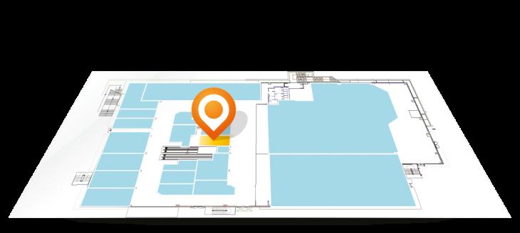Siamo presenti nell'area 19 del Centro Commerciale Arcobaleno